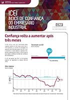 ICEI - Índice de Confiança do Empresário Industrial