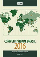 Competitividade Brasil: comparação com países selecionados