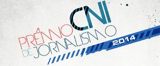 Cerimônia da entrega do Prêmio CNI de Jornalismo