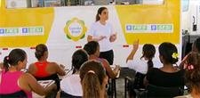 Globo Rep�rter ensina receitas nutritivas do programa SESI Cozinha Brasil