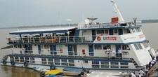 Barco escola do SENAI capacita mais 500 alunos no Amap�