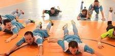 Bortolini (RS) supera o calor e conquista o tricampeonato do futsal masculino