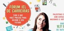 IEL realiza f�rum sobre carreiras entre os dias 16 e 18 de outubro, em Recife
