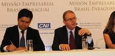 CNI defende intensifica��o das rela��es comerciais entre Brasil e Paraguai