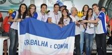 Cinco equipes garantem vaga na etapa nacional do Torneio de Rob�tica