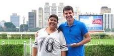 SESI e TV Globo realizam caminhadas do projeto Medida Certa