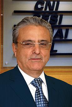 Robson Braga de Andrade - Presidente da CNI