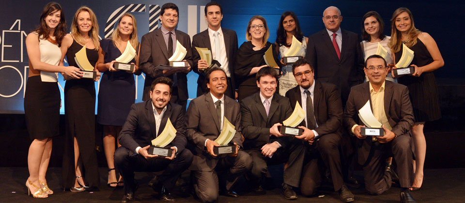 Vencedores do Prêmio CNI de Jornalismo 2015