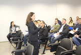 Em Tubar�o, FIESC capacita 25 empres�rios e industriais em como se preparar para o mercado internacional.
