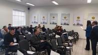 Em Joa�aba, FIESC capacita 23 empres�rios e industriais em como lidar com as NRs que mais impactam a Ind�stria