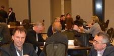 Rodada de neg�cios da Rede CIN atrai empres�rios no primeiro dia de congresso internacional de TI