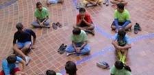 V�DEO: Escola na �ndia incentiva os alunos a serem bons cidad�os e a fazer diferen�a no mundo