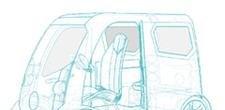 Alunos do SENAI desenvolvem carro compartilh�vel n�o poluente para olimp�ada de profiss�es