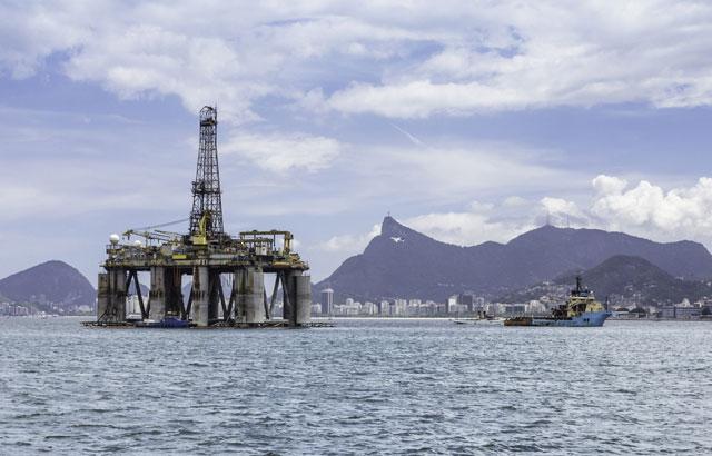 Petrobras operador único CNI