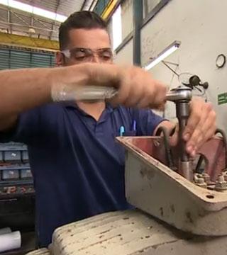 Trabalhador da indústria