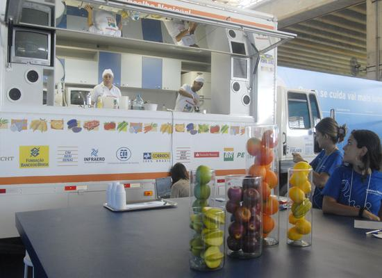 Programa SESI Cozinha Brasil