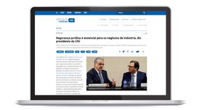 Agência CNI de Notícias